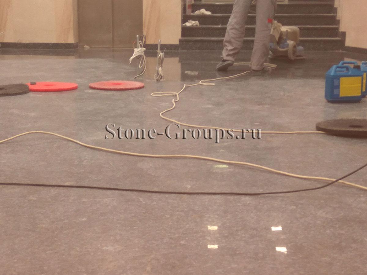 Полировка гранита Stone-Groups