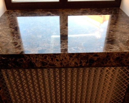 подоконники и столешницы из мрамора